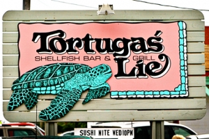 Tortugas Lie Restaurant Menu